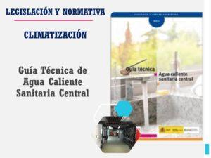 Instalaciones de Agua Caliente Sanitaria Central
