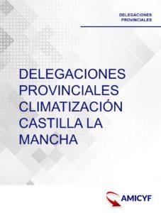 DELEGACIONES PROVINCIALES CLIMATIZACIÓN CASTILLA LA MANCHA