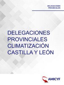 DELEGACIONES PROVINCIALES CLIMA CASTILLA LEON
