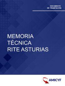 MEMORIA TÉCNICA RITE ASTURIAS