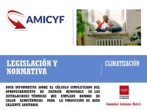 Nota informativa Madrid Bobma de Calor