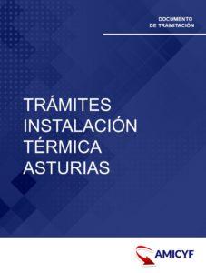 TRÁMITES INSTALACIÓN TÉRMICA ASTURIAS