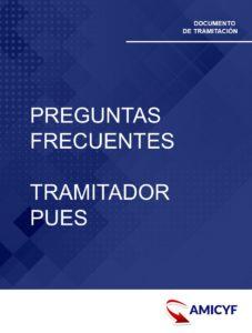 4. PREGUNTAS FRECUENTES TRAMITADOR PUES ANDALUCÍA