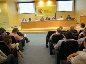 Se ha presentado oficialmente en el Ministerio de Economía, Industria y Competitividad el nuevo Reglamento de instalaciones de protección contra incendios (RIPCI)