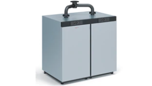 Vitocrossal 100 CI1, ideal para salas de calderas pequeñas