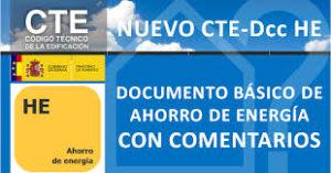 Documento Basico de Ahorro de Energía