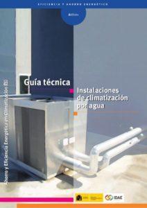 Guía técnica Instalaciones de climatización por agua.