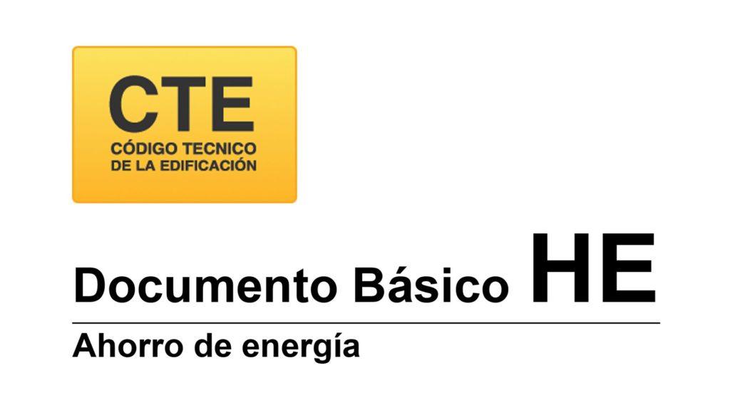 El próximo 24 de septiembre de 2020, entra en vigor el Nuevo Documento Básico de Ahorro de Energía.
