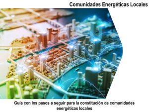 Guía Comunidades Energéticas Locales