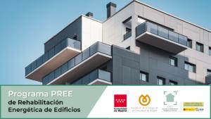 La Fundación de la Energía de la Comunidad de Madrid activa 39,2 M€ en ayudas para la rehabilitación energética de edificios
